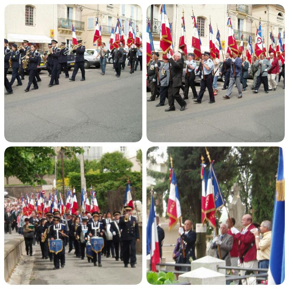 Caux 2006 - Cortège pour le cimetière