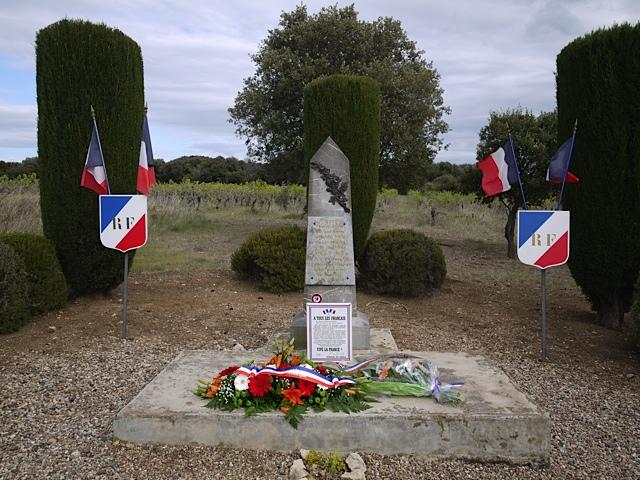 Stèle des Champs Blancs