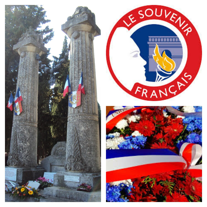Monument aux Morts Caux 34720
