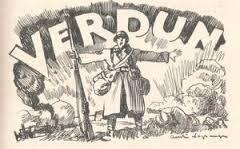 En quels mois et année commence la bataille de Verdun ?