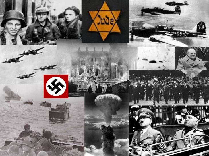 La deuxime guerre mondiale 1 728