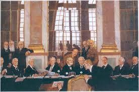 Quand a eu lieu le traité de Versailles ?